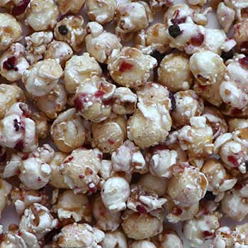 Mixed Berry Kettle Corn